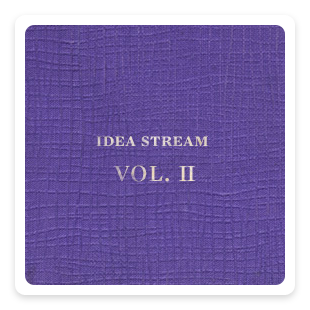 idea stream: volume two
